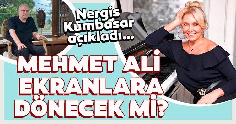 Sihirli Annem'in yeni Dudu'su Nergis Kumbasar açıkladı! Mehmet Ali Erbil ekranlara dönecek mi?