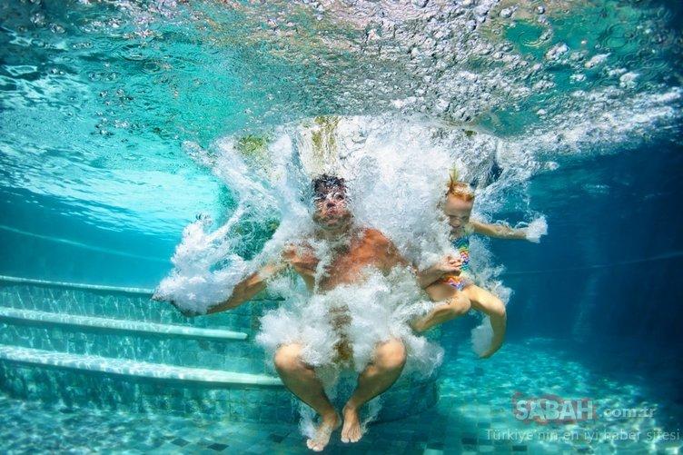 Havuz suyu yutarsanız ne olur?