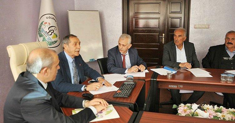 Gölbaşı Belediyesi Mart Ayı Meclis toplantısı yapıldı