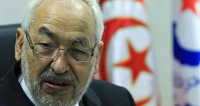 Gannuşi: Tunus siyaseti başarılı çünkü...