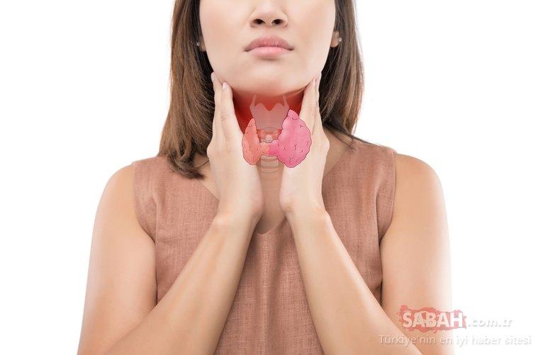 Sağlıklı diye tükettiğimiz bu besinler tiroid hormonunu bozuyor! İşte tiroid bezinin çalışmasını etkileyen besinler...