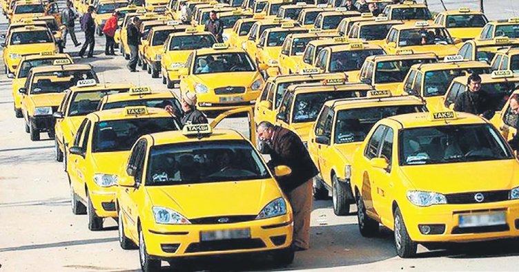 'İstanbul Havalimanı 3 bin taksiciye ekmek kapısı olacak