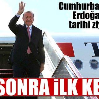 Son dakika: Cumhurbaşkanı Erdoğan 5 Şubat'ta Vatikan'a gidiyor