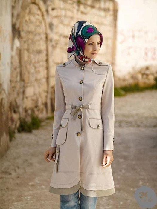 2014'ün son moda pardesü modelleri