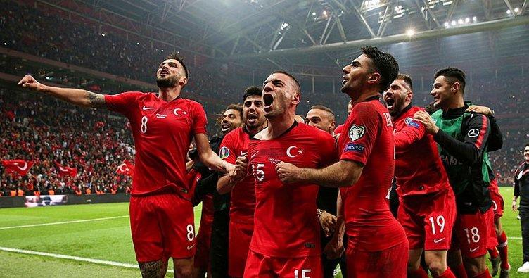 Son dakika: Türkiye'nin rakibi Almanya!