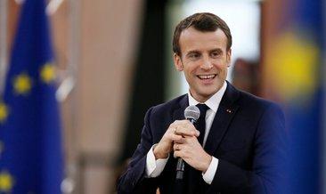 Macron, May'in istifası sonrası Brexit hakkında açıklık istedi