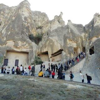 Bu müzeyi ziyaret etmeden Kapadokya'dan gitmiyorlar