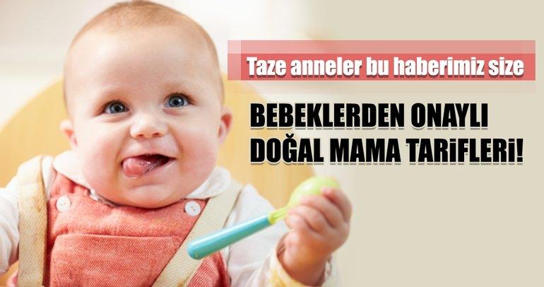 Bebeğinizi doğal beslemenin yolları