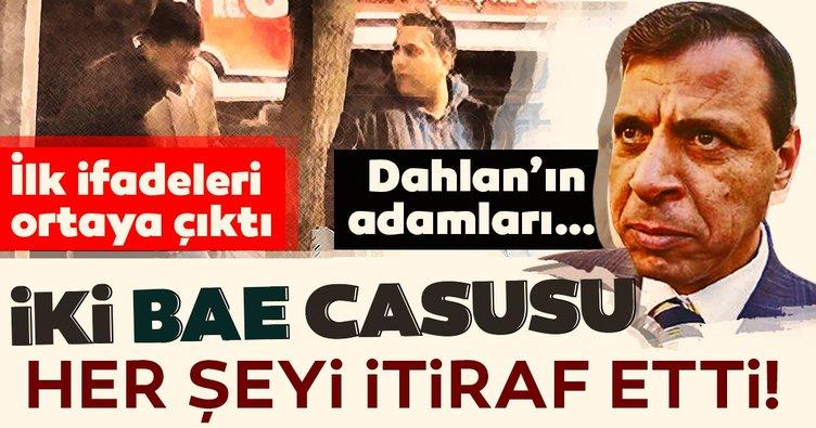 BAE'nin casusları Türkiye'de ne arıyor?