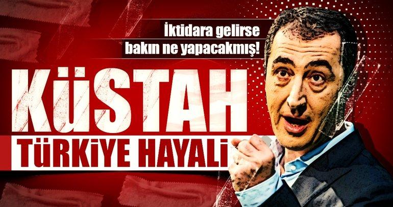Türkiye düşmanı Cem Özdemir'den yine skandal sözler