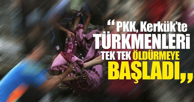 Tatlıoğlu: PKK Kerkük'te Türkmen kıyımına başladı