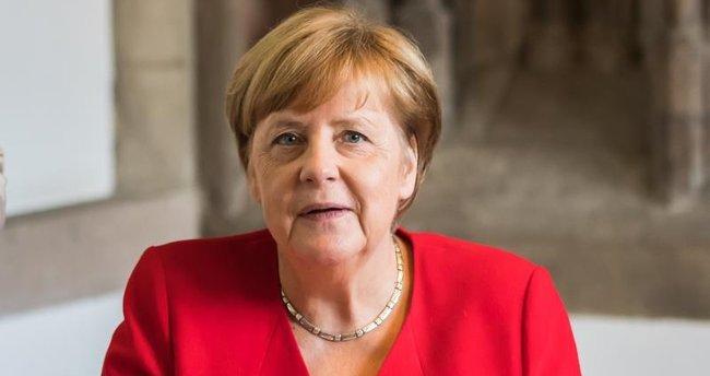 Merkel ramazan mesajı yayımladı