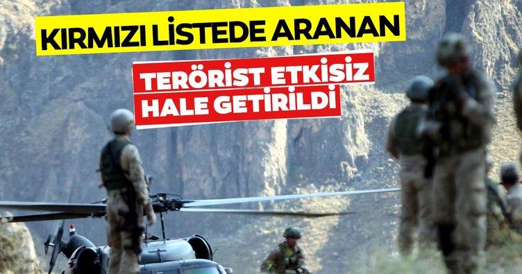 Son dakika haberi: Bakan Soylu duyurdu: Kırmızı kategoride aranan terörist etkisiz hale getirildi
