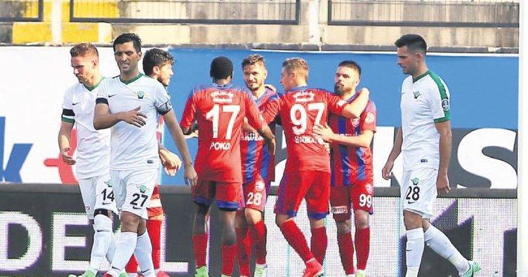 Spor Toto Süper Lig'de dün