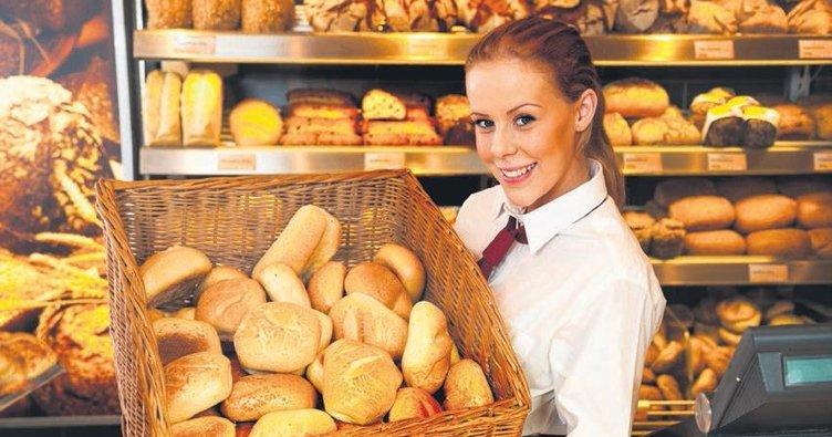 İftarda pide, sahurda tam buğday ekmeği