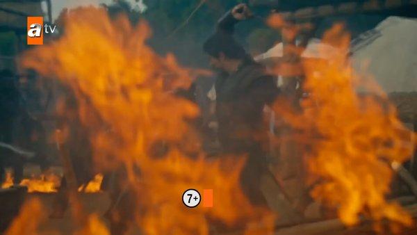 Kuruluş Osman 26. Bölüm (17 Haziran 2020 Çarşamba) Burak Özçivit'ten çok konuşulacak ölümcül savaş sahneleri | Video