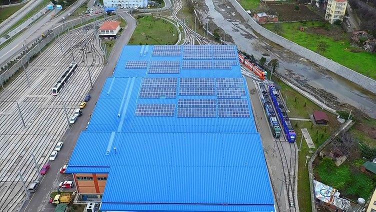 Çatıya güneş panelleri koydu, yılda 130 bin TL kazandı!