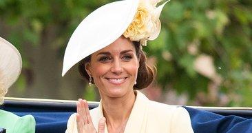 Kraliyet gelini Kate Middleton'ın sırrı ortaya çıktı! Meğer zayıf kalmasının sebebi buymuş