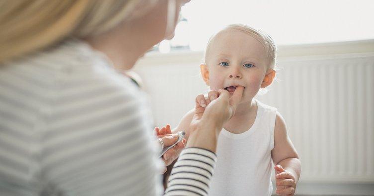 Çocuklarda süt dişlerine dikkat!