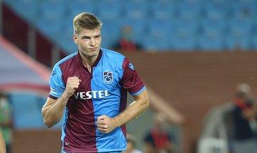 Trabzon'a Alexander Sörloth müjdesi!