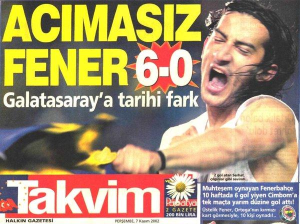 Galatasaray; 6 Kasım'ın 17. yıl dönümünde Real Madrid'e 6-0 yenildi; sosyal medyada capsler patladı!