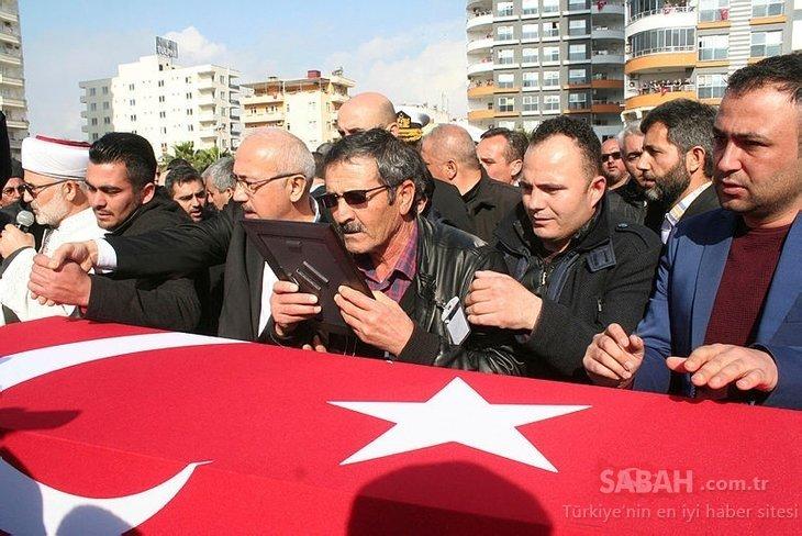 İdlib şehitlerine veda... Türkiye kahramanlarını uğurluyor