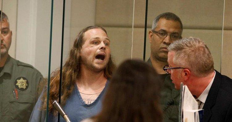 Irkçı katil: Terörist değil, vatanseverim