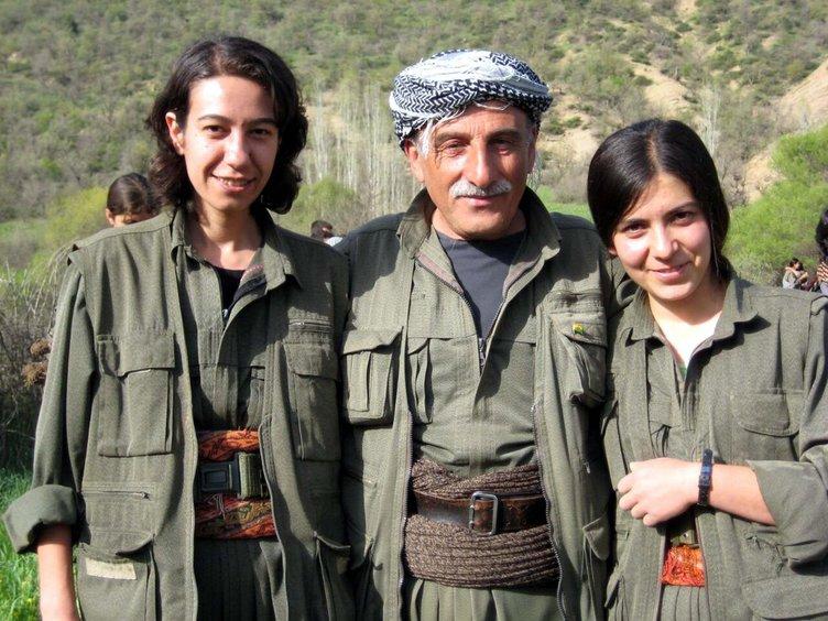 Kandil'den kaçan kadın teröristin anlattıkları dehşete düşürdü!