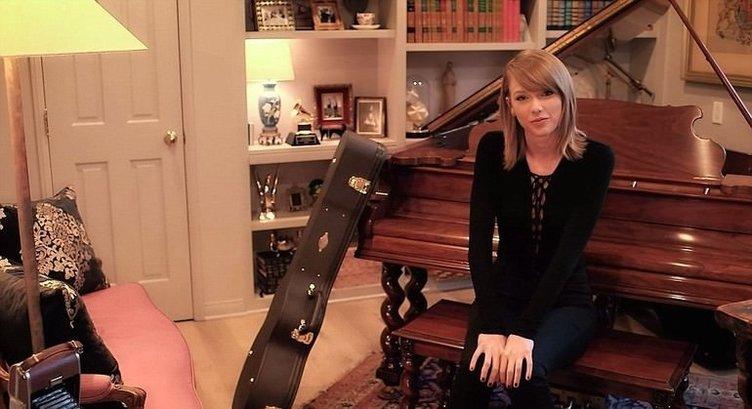 Taylor Swift: Google'da kendi ismimi arattım