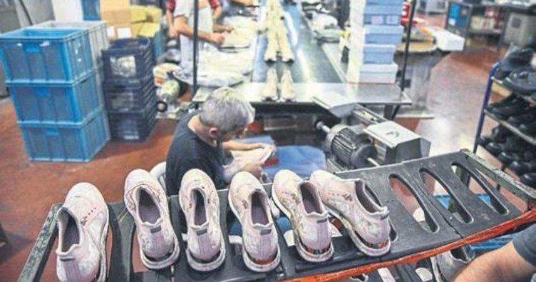 Gaziantepli ayakkabıcıların gözü dünya pazarında