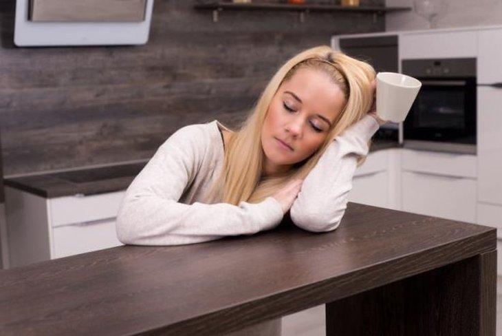 Bedeni yorgun düşüren alışkanlıklar