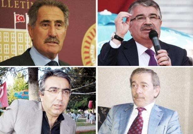Ak Parti hükümeti ve bakanları