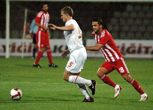 Sivasspor  - Shakhtar Donetsk