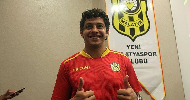 Yeni Malatyaspor, Guilherme'yi kiraladı