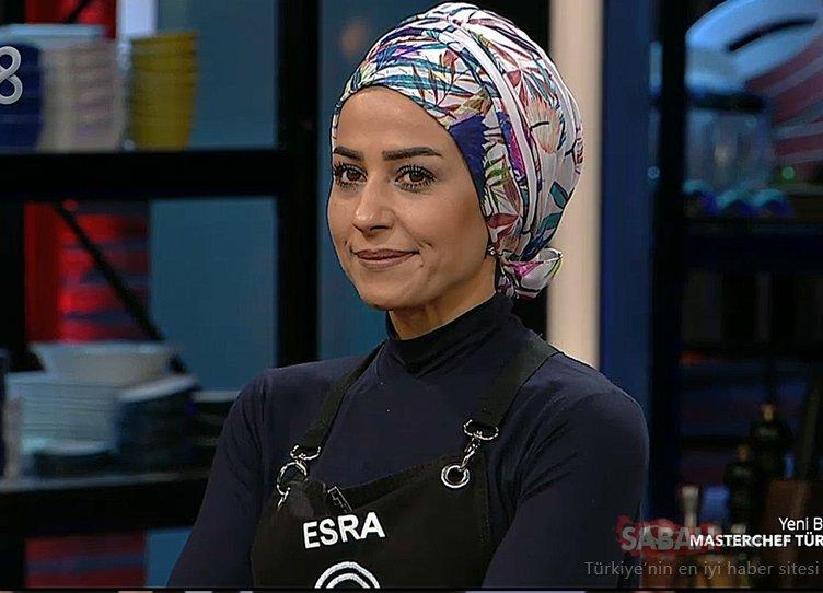 MasterChef Esra kimdir? 2020 MasterChef Türkiye yarışmacısı Esra Tokelli kaç yaşında, nereli?