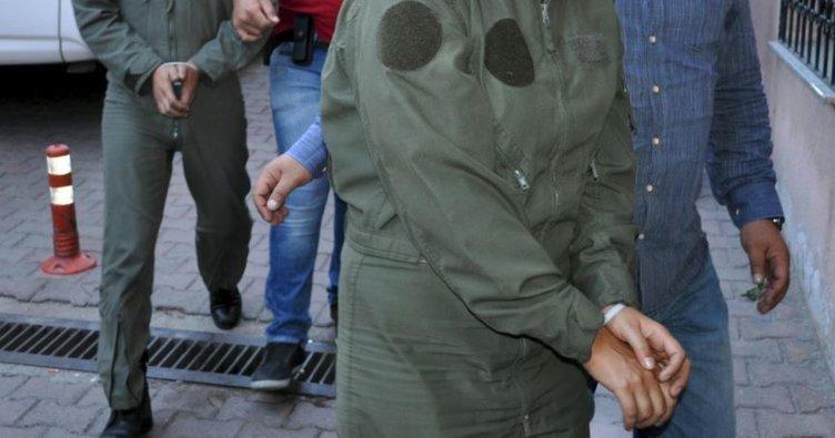 FETÖ'nün Hava Kuvvetleri yapılanmasında tutuklandılar