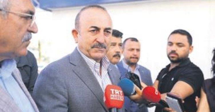 Çavuşoğlu: İdlib için yoğun çaba içindeyiz