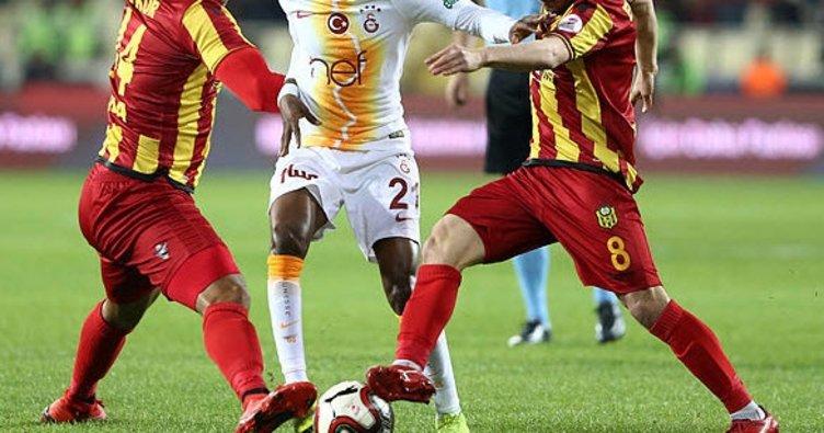 Yeni Malatyaspor ve Galatasaray 5. kez karşılaşacak