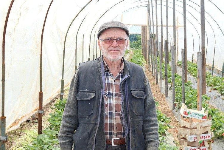 Hobi olarak başladı, şimdi tonlarca üretmeye başladı! 69 yaşında hayatı değişti!