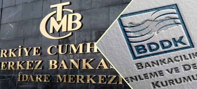 SON DAKİKA | Dolar sert düştü! Merkez Bankası'nın ardından dolara bir darbe de BDDK'dan geldi