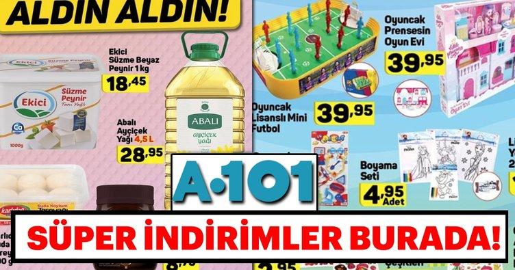 Bu Hafta A101 Aktüel ürünler Kataloğu Açıklandı 17 Ocak A101 Aktüel