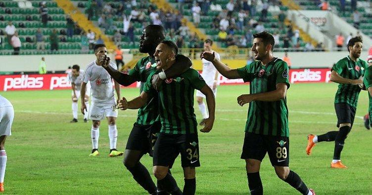 Akhisarspor'un UEFA kadrosu belli oldu