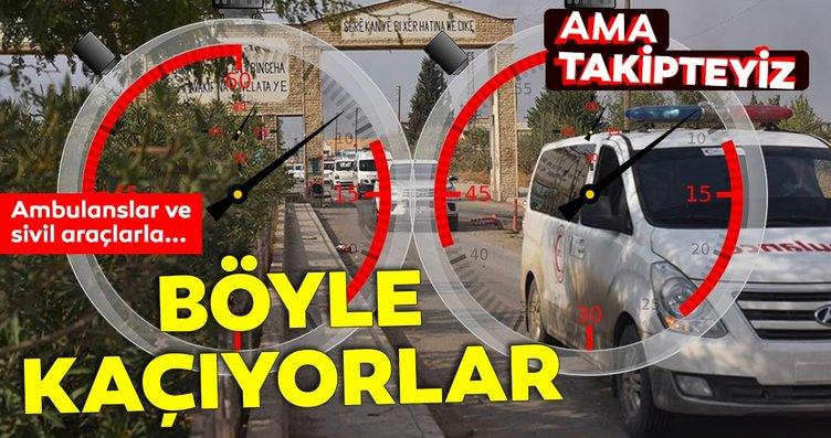 PKK/YPG'liler için geri sayım sürüyor. Teröristler...