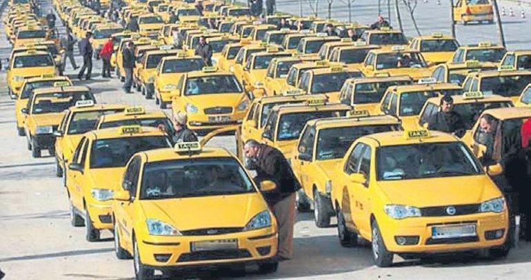 Taksi ve dolmuslara 'yüz tanma' sistemi