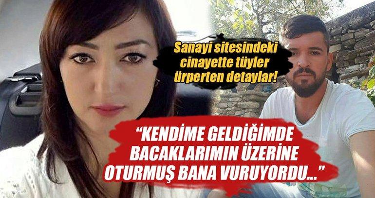 Sevgilisini öldüren Kırgız kadın hakim karşısına çıktı