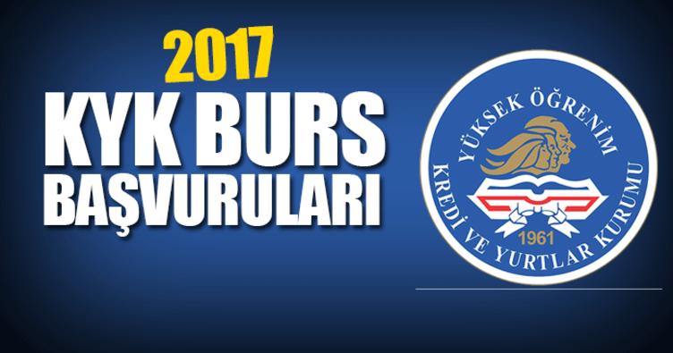 Kyk Burs Basvurulari 2017 Ne Zaman Nasil Ve Nereden Yapilir
