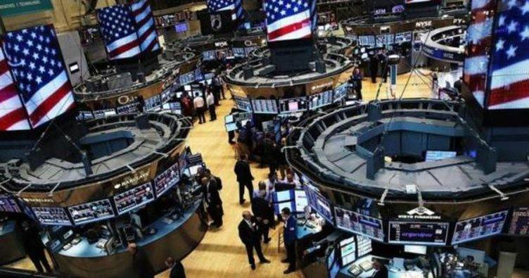 ABD piyasaları İran gerginlikleri etkisiyle düştü