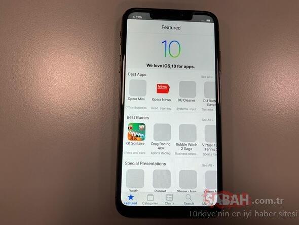 Dikkat! Çinliler Apple'dan önce piyasaya sürdü: İşte çakma iPhone 11