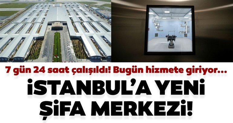 İstanbul'a yeni şifa merkezi! Prof. Dr. Murat Dilmener Acil Durum Hastanesi hizmete giriyor...