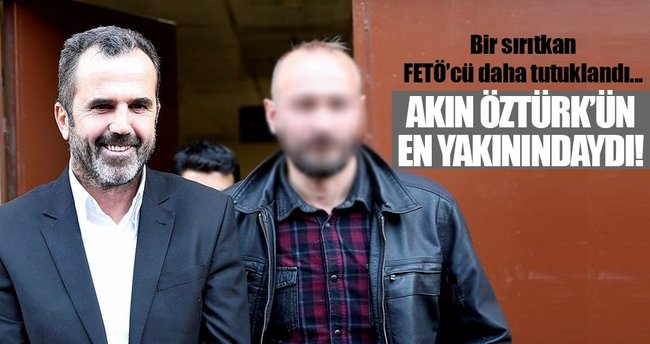 Akın Öztürk'ün emir astsubayı tutuklandı